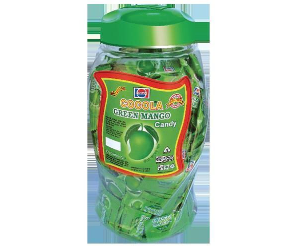 Green Mango Candy (Jar)