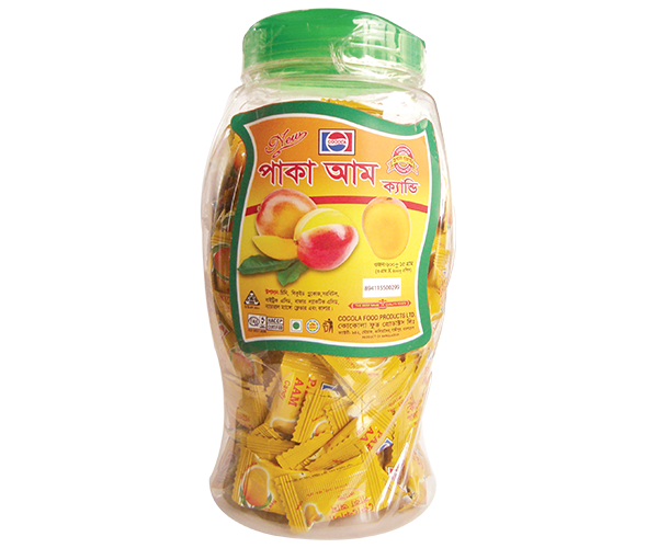 Paka Aam Candy (Jar)