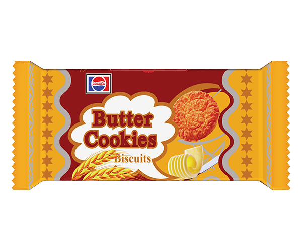 Butter Cookies Biscuits
