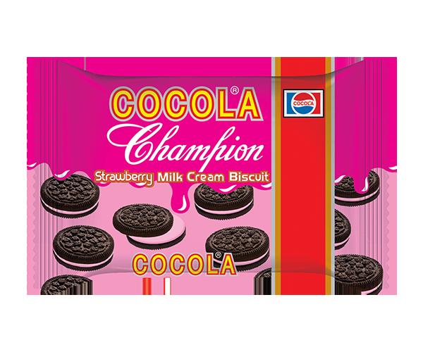 Champion Strawberry Biscuits