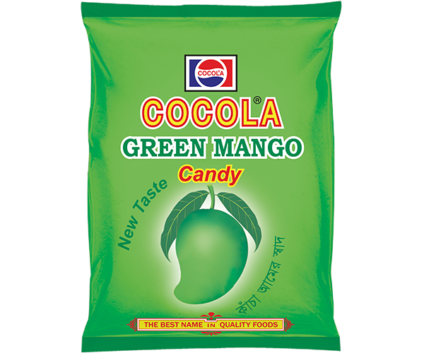 Green Mango Candy (Packet)