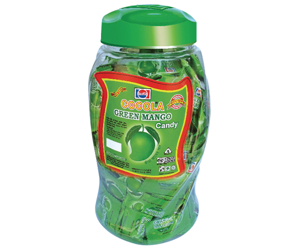 Green Mango Candy (Jar)