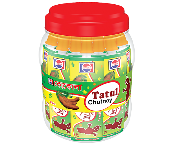 Tatul Chutney Tube (Jar)